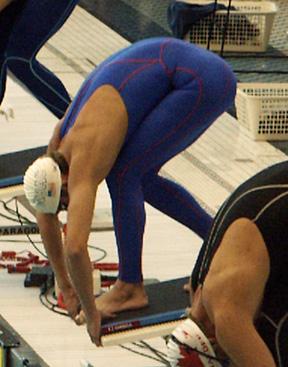 Phelps start